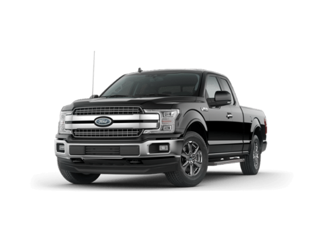 New 2018 Ford F-150 Lariat 4WD Supercab 6.5 Box Extended Cab Pickup in Mahwah